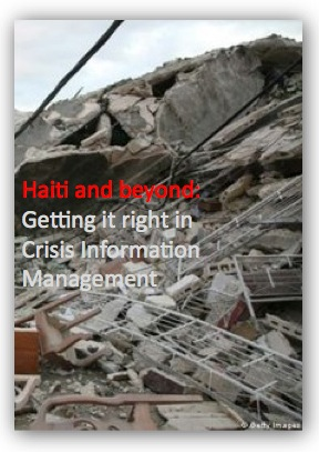 Haiti & ICT4Peace Foundation